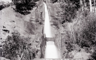 Gentle Annie Falls. Photo from our collection.