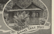 Grass Tree Hut