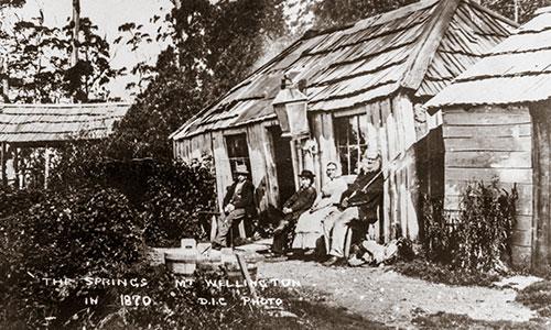 Woods Hut