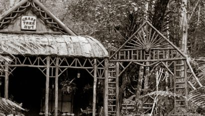 Myrtle and Grasstree Huts