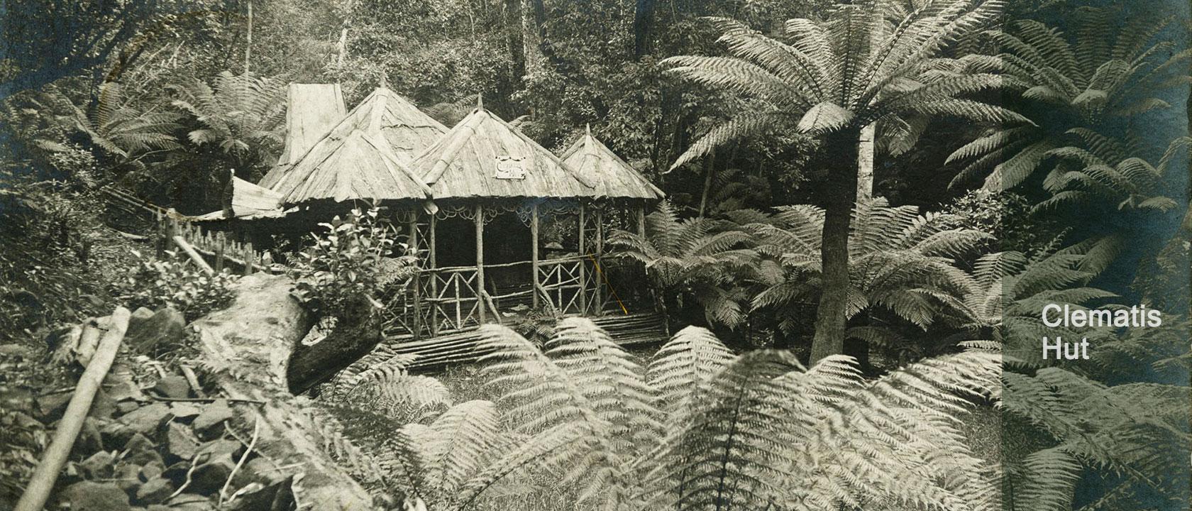 Clematis Hut